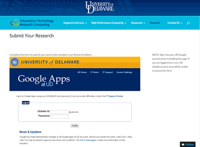 IT Research Computing Submit Your Research